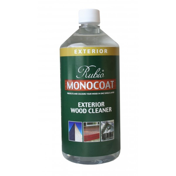Monocoat exterior woodcleaner 1 liter