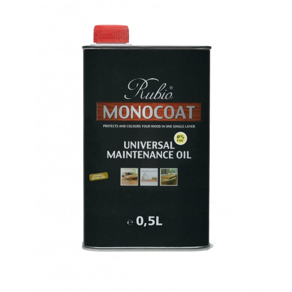 Monocoat Universal Maintenance Oil 0.5 L