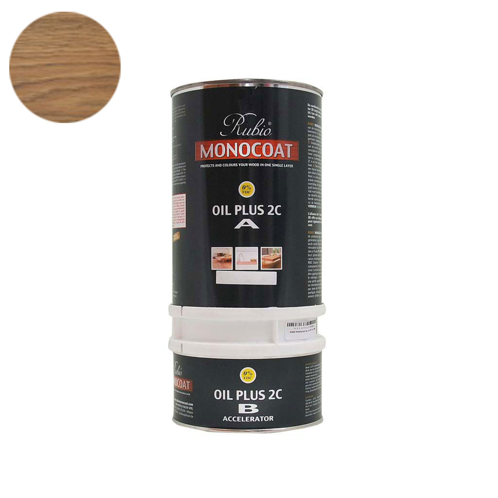 Monocoat Oil Plus 2C - Antique Bronze