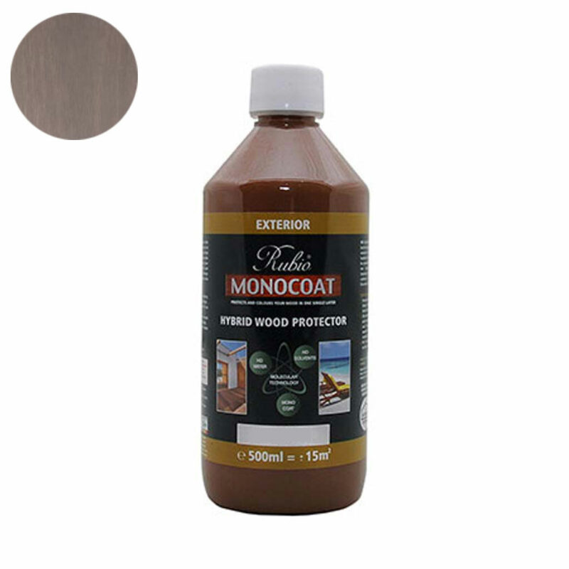 Monocoat Hybrid Wood Protector 0,5 liter Dolphin - Monocoat
