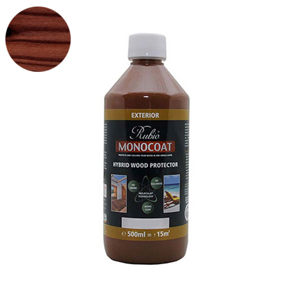 Monocoat Hybrid Wood Protector 0,5 liter Chocolate - Monocoat
